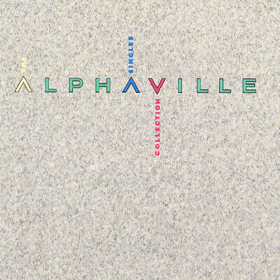 "Alphaville - SINGLES COLLECTION - US Only CD © 1988>12""Mixes>Big In Japan,Red Ro"