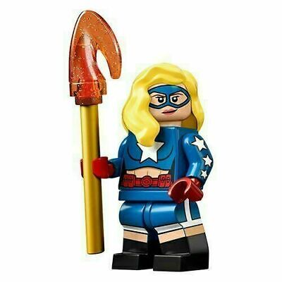 Polybag Lego Minifigure Figurine Neuf Dc Comics 71026 N° 4 Star Girl