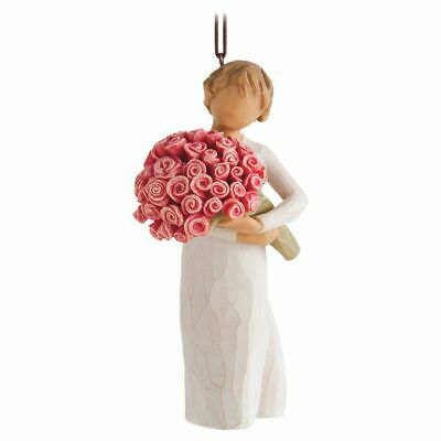 NEW Abundance Hanging Figurine Ornament - Willow Tree Collectable Susan Lordi