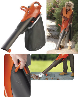 Flymo Scirocco 3000 Electric Garden Blow Vac, 3000 W, 10:1 Mulch Ratio