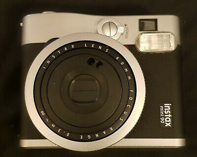 Fujifilm Instax Mini 90 Neo Classic + Case [Without Charger] Very Good Condition