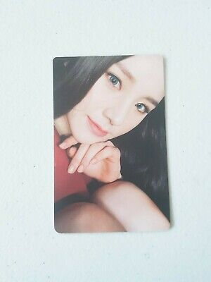"MONTHLY GIRL LOONA HeeJin New Photocard - Official MD Showcase of LOONA ""#"""