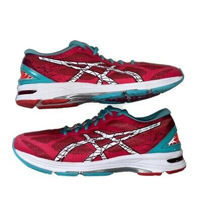 vintage 90s ASICS GEL Womens runners trainers shoes size UK