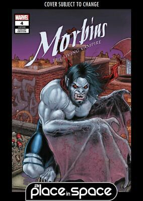 Morbius: The Living Vampire, Vol. 3 #4B - Connecting Variant (Wk07)