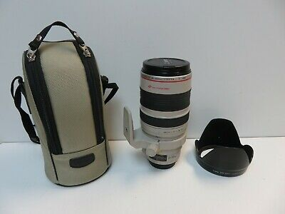 Canon EF 28-300mm 1:3.5-5.6 L IS USM Zoom Lens with Case *No Reserve*