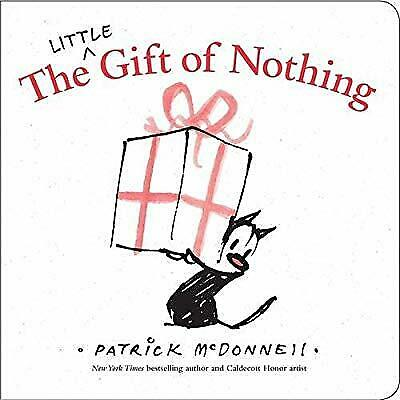 The Little Gift Of Nothing, McDonnell, Patrick, Used; Like New Book