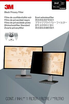 """3M Privacy Filter for 24"""" Widescreen Monitor (16:10)"""