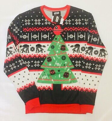BNWT PLAYSTATION CHRISTMAS Holiday Men's Ugly Sweater Sz M