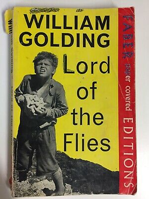 Lord of the Flies by William Golding PB 1968 Vintage Classic