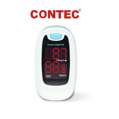 CONTEC CMS50M1 Finger Tip Pulse Oximeter Spo2 Blood Oxygen Heart Rate Monitor