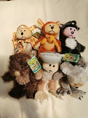 Outback Adventure Redemption Mini Beanie Kids - Full Set Of 6
