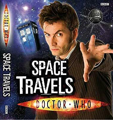 Doctor Who: Space Travels, BBC, Used; Good Book