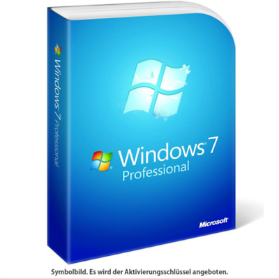 Windows 7 Professional [32 Bit & 64 bit] ✔ Full Version ✔ Win 7 Pro KEY
