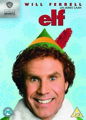Elf - Sealed NEW DVD - Will Ferrell - James Caan
