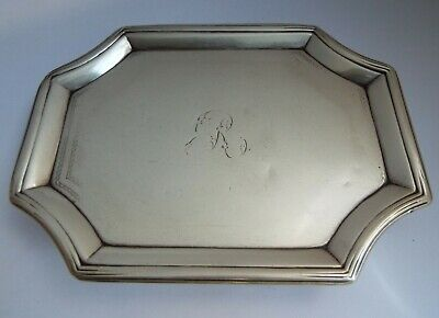 A Nice English Antique 18Th Century Georgian 1798 Sterling Silver Teapot Stand