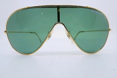 Vintage B&L Ray Ban Wings sunglasses made in the USA men's medium