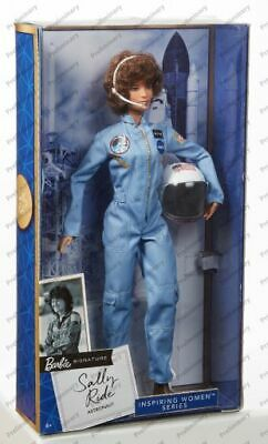 Sally Ride Mattel Doll 2020 NRFB Mint  Inspiring Women: American Astronaut