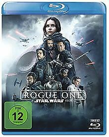 Rogue One - A Star Wars Story [Blu-ray] | DVD | Zustand sehr gut
