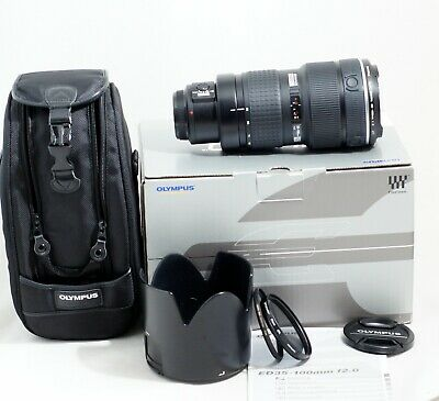 Olympus Zuiko Digital 35-100mm f/2 ED Lens Four Thirds E-300 E-510 E-620 E30 E5