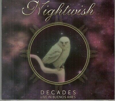 NIGHTWISH - Decades Live in Buenos Aires 2 CD