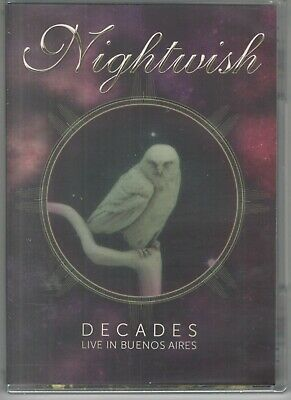NIGHTWISH - Decades Live in Buenos Aires DVD