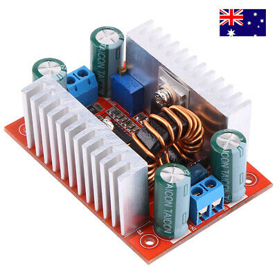 400W DC-DC Voltage Step-up Boost Converter Constant Current Power Supply Module