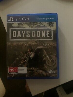 Days Gone PlayStation 4 PS4 Brand New Game