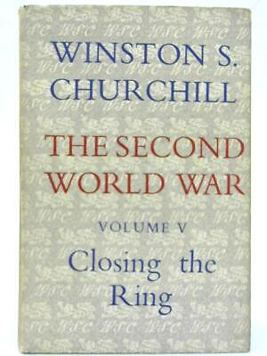 The Second World War: Volume V. (Winston S. Churchill - 1952) (ID:01545)