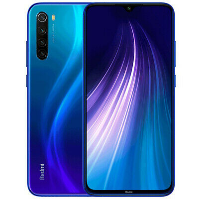 Xiaomi Redmi Note 8 4+64GB MIUI10 Snapdragon 665 Octa Core 4G Smartphone 64MP AI