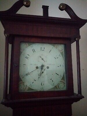 Adams Of Middlewich Grandfather Clock