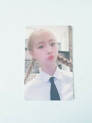 """MONTHLY GIRL LOONA YeoJin New Photocard - Official MD Showcase of LOONA """"#"""""""