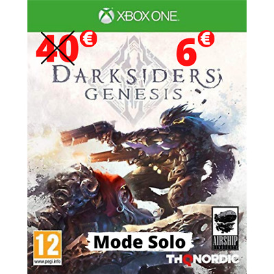 Darksiders Genesis Pre Order Bundle Profil Xbox One [ Mode Solo Only ]