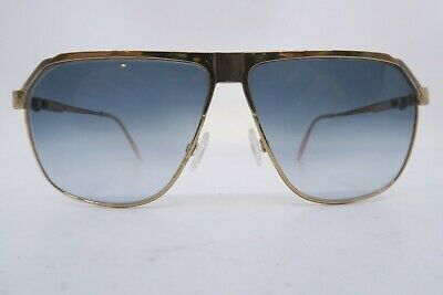 Vintage late 70s early 80s GUCCI sunglasses gradient tinted men's medium DEADLY