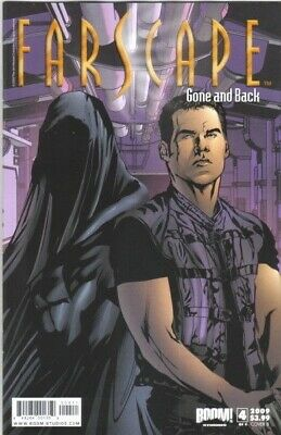 Farscape Gone and Back Comic #4 Cover B 2009 NEW NEAR MINT