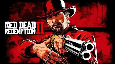 Red Dead redemption 2 offline account PC Asap delivery steam