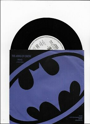 Prince The Arms Of Orion (From Batman Movie) Original Single From Germany