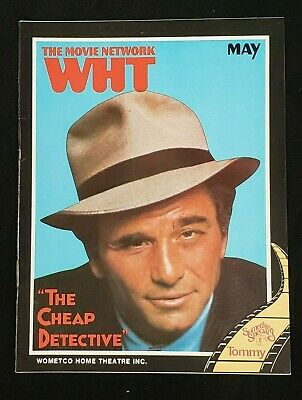 1979 May *The Cheap Detective-Falk/Mason/Kahn* The Movie Network-Wht Guide (As)