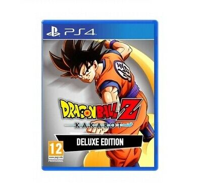 Dragon Ball Z: Kakarot Ps4 Versione Digitale In Italiano