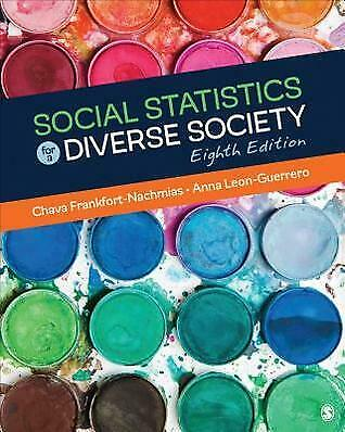 (P D F) Social Statistics for a Diverse Society - 8th edition