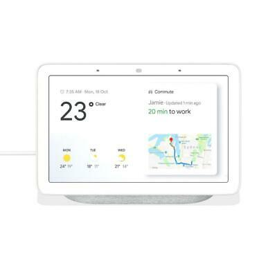 Google Nest Home Hub (Chalk) 7""