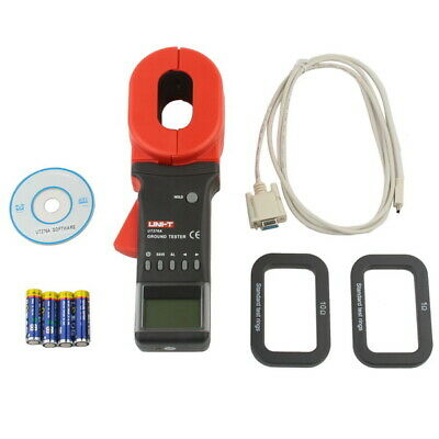 UNI-T UT276A Digital Clamp Earth Grounding Resistance Tester Measurement