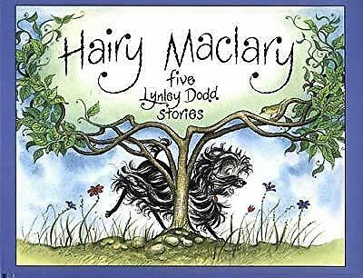 Hairy Maclary: Five Lynley Dodd Stories (Viking Kestrel Picture Books), Dodd, Ly