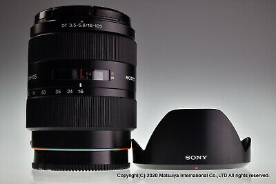 Sony DT 16-105mm f/3.5-5.6 Excelelnt
