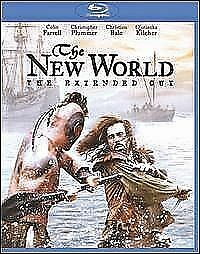 The New World: Extended Cut [Blu-ray], New, DVD, FREE & FAST Delivery
