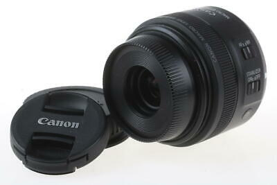 CANON EF-S 35mm f/2,8 IS STM - SNr: 6401100387