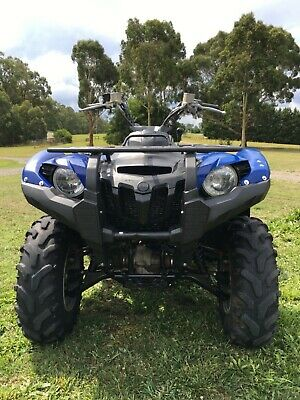 Yamaha Grizzly 550 4wd Automatic ATV Quad Bike 2013 Model Power Steering