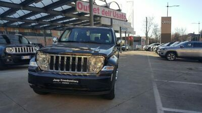 JEEP Cherokee 2.8 CRD DPF Limited