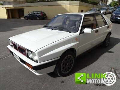LANCIA Delta turbo 16V HF integrale