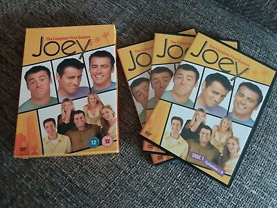 The Complete First Season Joey DVD Box SetCondition is Good.