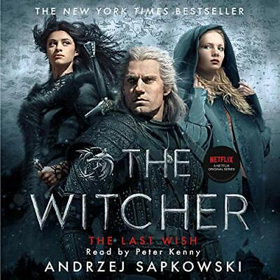 The Last Wish Series: The Witcher Saga By: Andrzej Sapkowski (AUDIOBOOK)